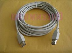 10FT Premium USB 2.0 Type A Male to Female M/F Extension Shi