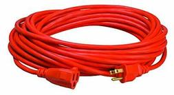 Coleman Cable 23088803 02308 16/3 Vinyl Outdoor Extension Co