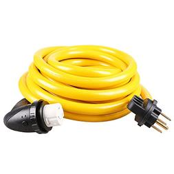 Epicord Heavy Duty Outdoor RV Extension Cord 50 Amp Standard