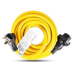 EPICORD RV Extension Cord 30Amp for Trailer Motorhome Camper