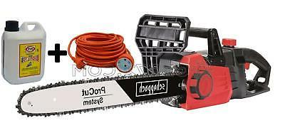 230v 18 electric chain saw cse2500 extension