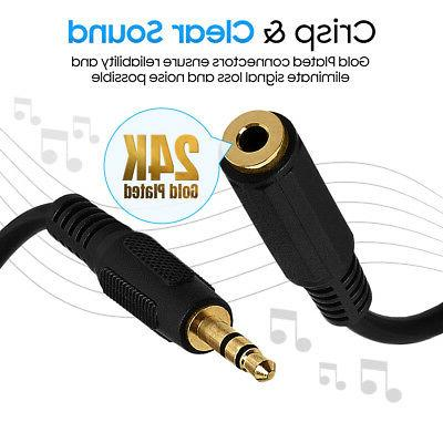 3.5mm Audio Cable to Female Car MP3 lot