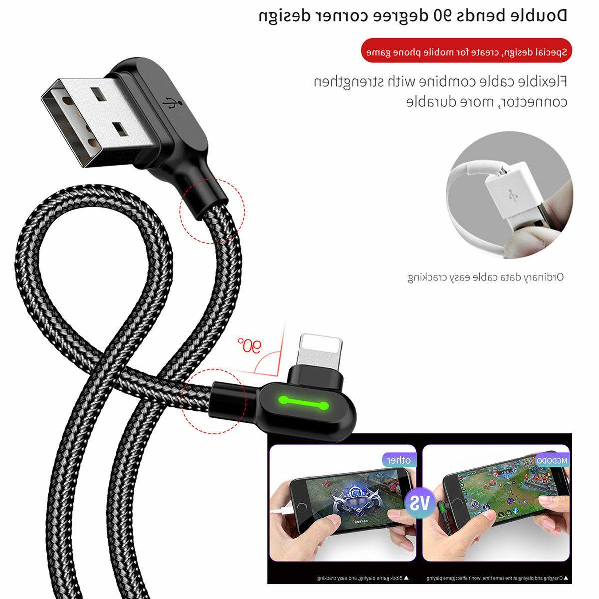3M Extension Long Mcdodo Lightning Charging Charger iPhone 8 XR X