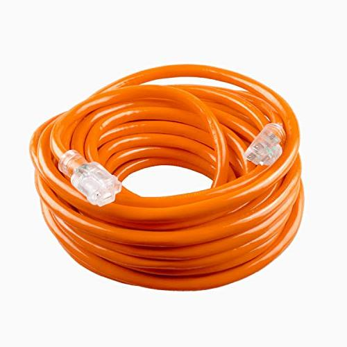 extension cord 14 3awg heavy