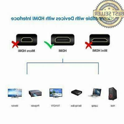 HDMI Speed Male with Ethernet - Feet