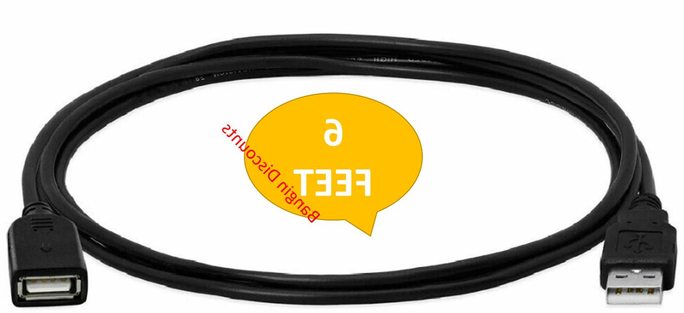 USB Extension Cable M/F Type A