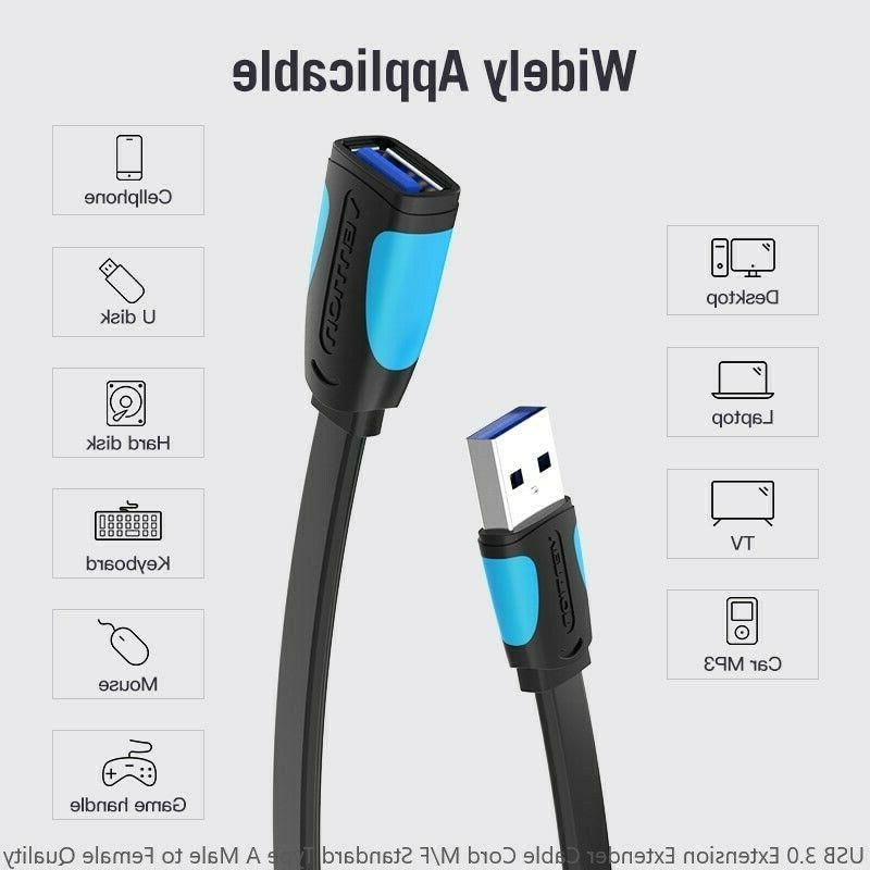 USB 3.0 Extender Cable Type A to Female