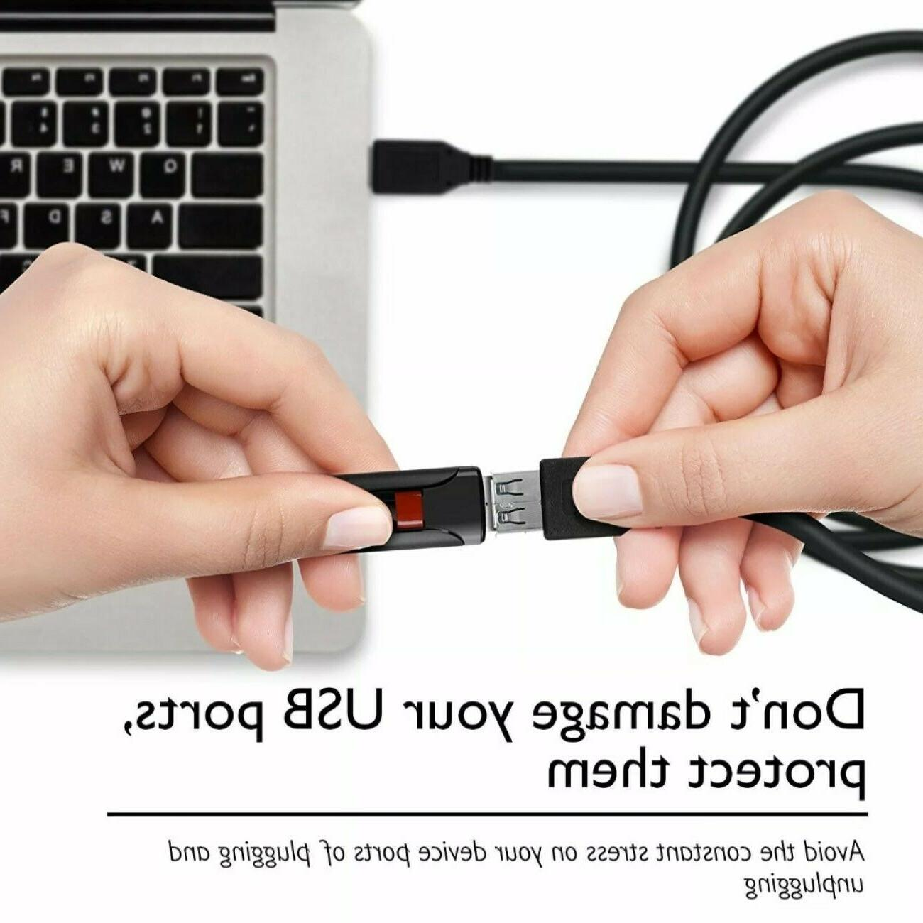 USB Super Extension to Powered Data Sync
