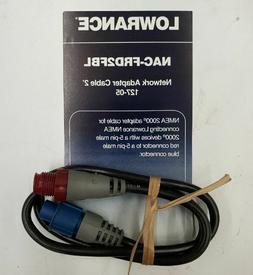 Lowrance NMEA Network Adapter Cable