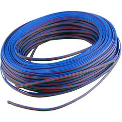 RGB Extension Cable Wire Cord for RGB LED Light Strips 3528