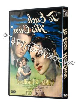 To Each His Own REMASTERED DVD  Olivia de Havilland John Lun