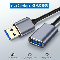 USB 3.0 Extension Cable Cord Standard Type A Male to Female